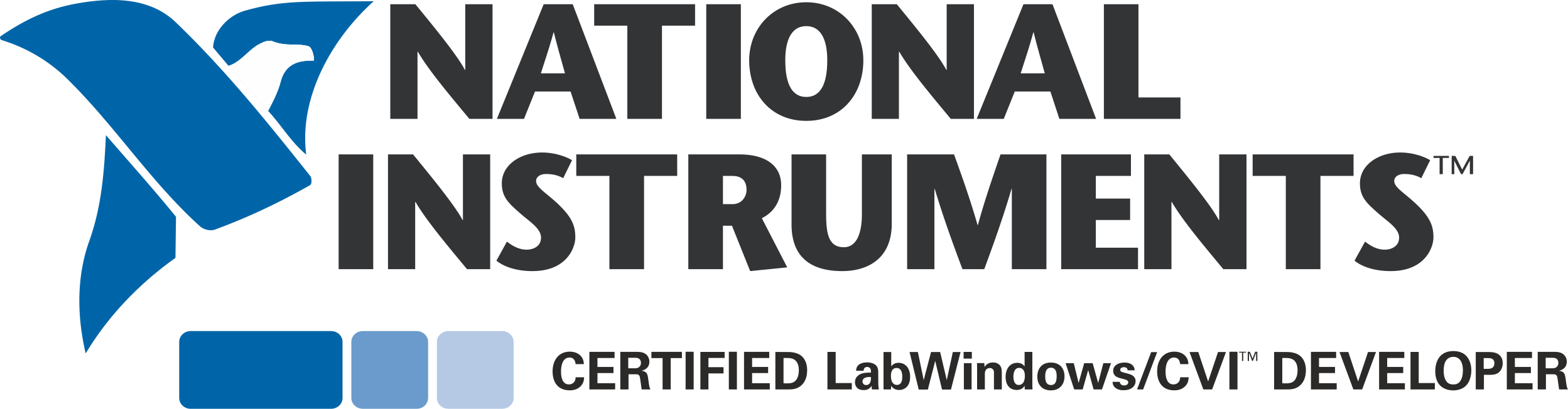 Certified LabWindows/CVI Developer