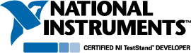Certified NI TestStand Developer